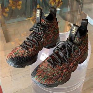 "Lebron James 4 Nike BHM ""Black History Month"" 8.5"
